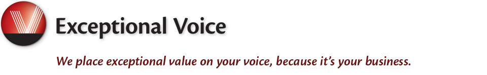 Exceptional Voice Inc
